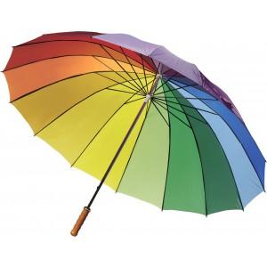 Rainbow esernyő, 16 színű