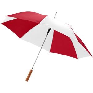 Lisa 23-es automata esernyő, piros/fehér