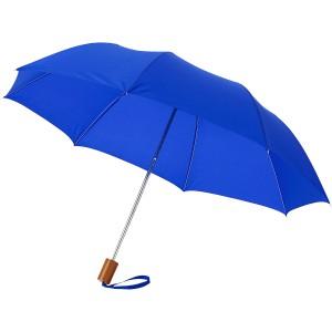 Oho 20-es összecsukható esernyő, királykék