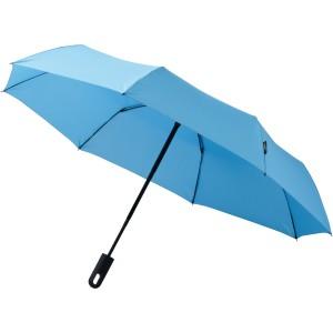 Traveller 21,5-es 3 részes automata esernyő, kék