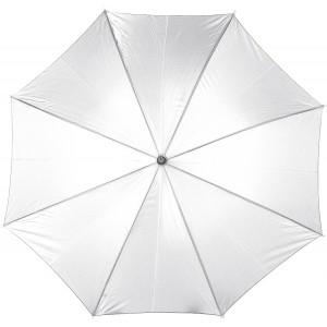Automata favázas esernyő, fehér