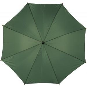 Automata favázas esernyő, zöld