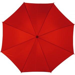 Automata favázas esernyő, piros