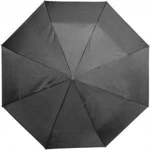 Összecsukható automata esernyő, fekete